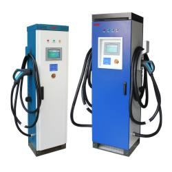 Outdoor All-In-One Electric Vehicles Charger