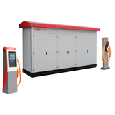 Outdoor Chamber DC Charging Equipment