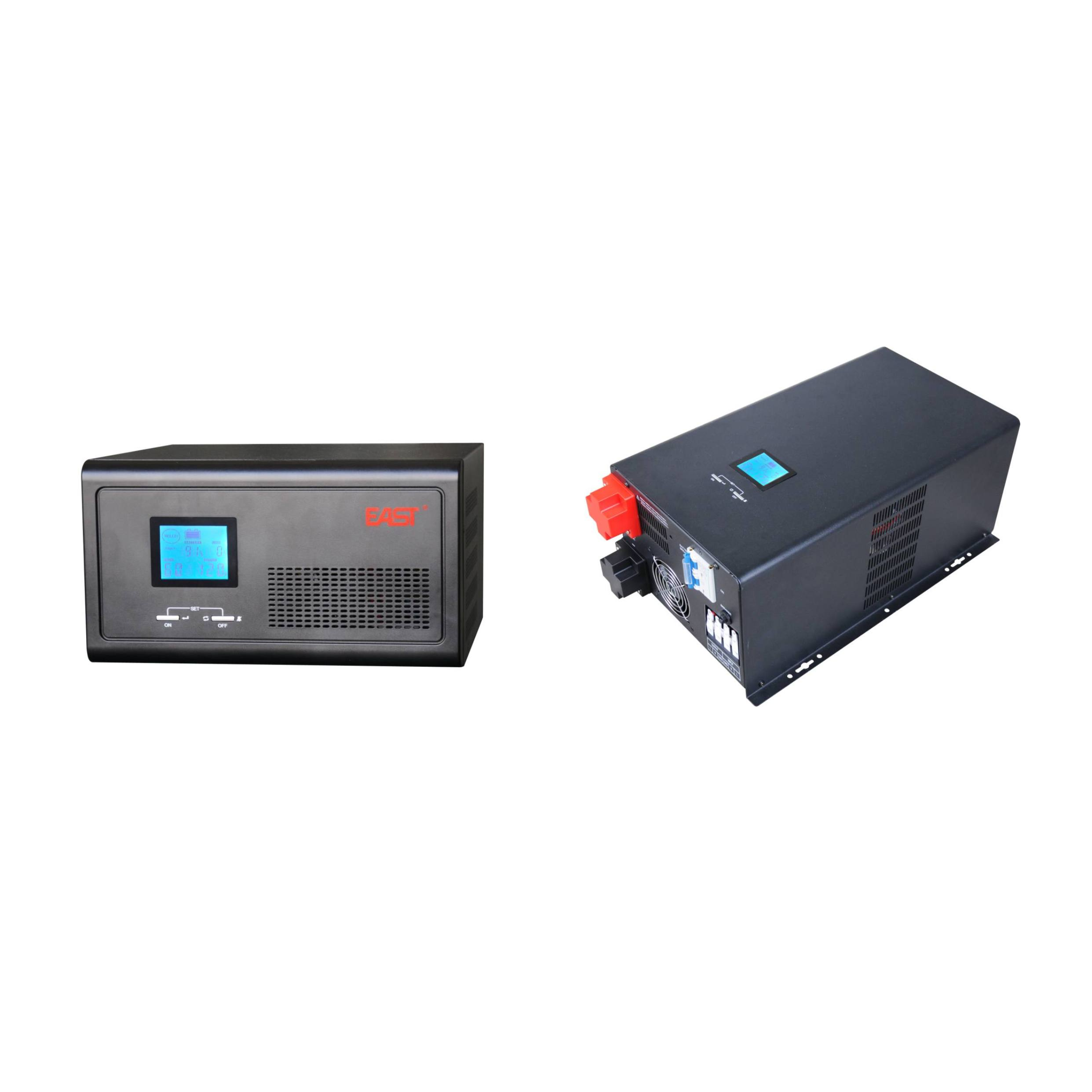 Pure Sine Wave Inverter 300 ~ 3500W